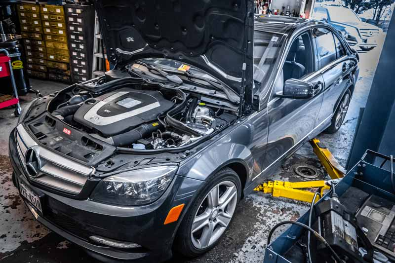 Mercedes Benz Service Repair And Maintenance 183 In Motion