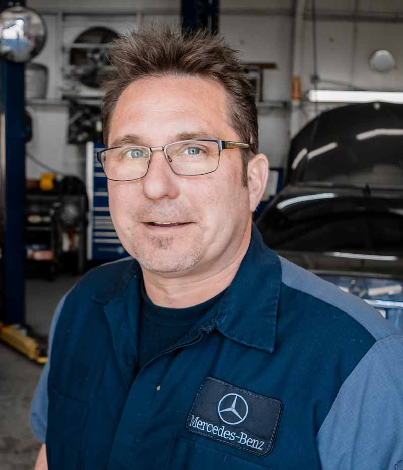 Scott, the owner of In Motion Motors, is a proud factory trained auto mechanic specializing in Mercedes and BMW service and repair in Leesburg, VA.
