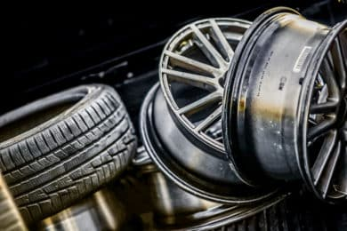 TIRES AND WHEEL ALIGNMENT